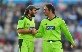 Shahid Afridi thanked Shoaib Akhtar for supporting what he wrote in his autobiography, Game Changer, Pakistan cricket