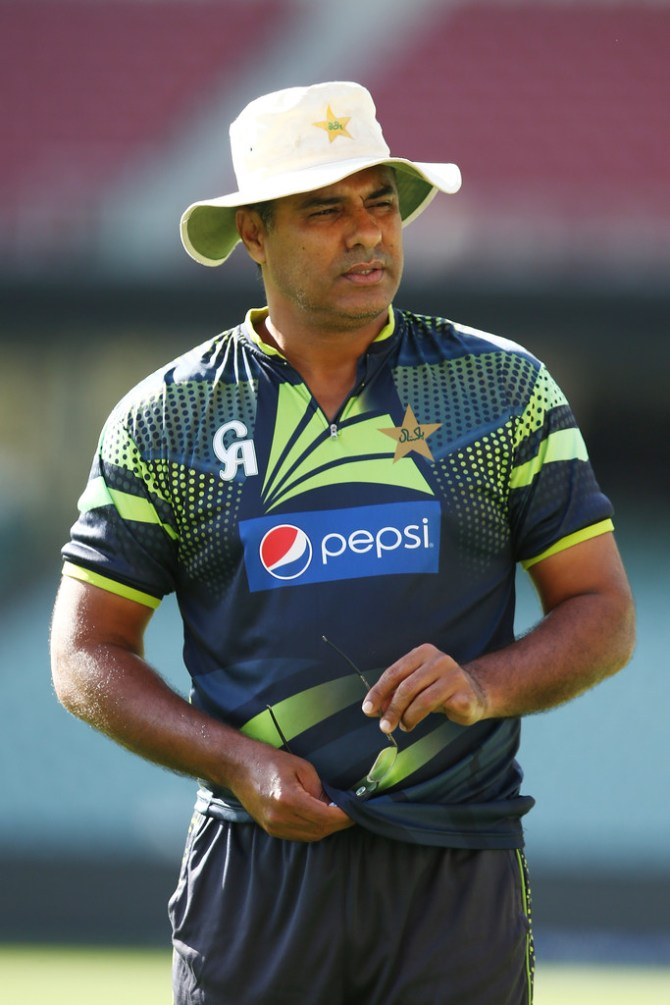 Waqar Younis advises Pakistan not to make any changes for their World Cup clash against Bangladesh cricket