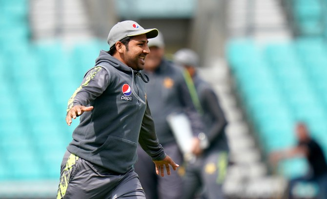 Sarfraz Ahmed feeling confident ahead of Pakistan's World Cup clash against South Africa cricket