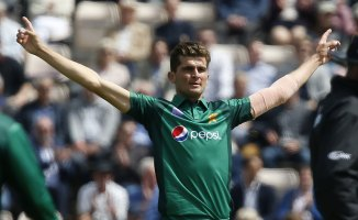 Shaheen Shah Afridi vows to give it his best in every World Cup game he plays Pakistan cricket