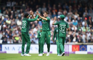 Shaheen Shah Afridi reveals bowling coach Azhar Mahmood has been helping him a lot during Pakistan's World Cup campaign cricket