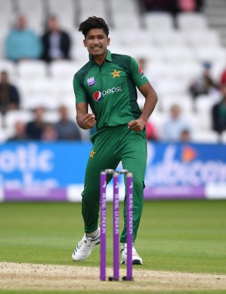 Waqar Younis feels Mohammad Hasnain is not ready to play ODI cricket just yet Pakistan cricket