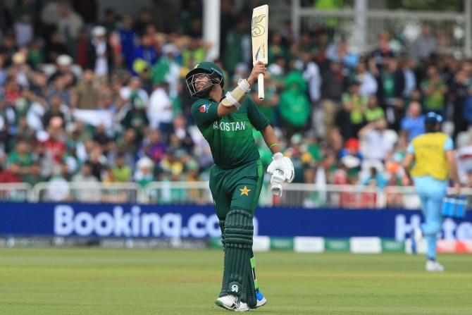 Imam-ul-Haq is not getting angry with his critics as he feels they have made him into a stronger person Pakistan World Cup cricket