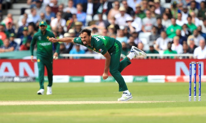 Wahab Riaz said Pakistan doesn't tolerate the failure of a player while slamming the decision to pick bowlers who have played less than 10 first-class matches