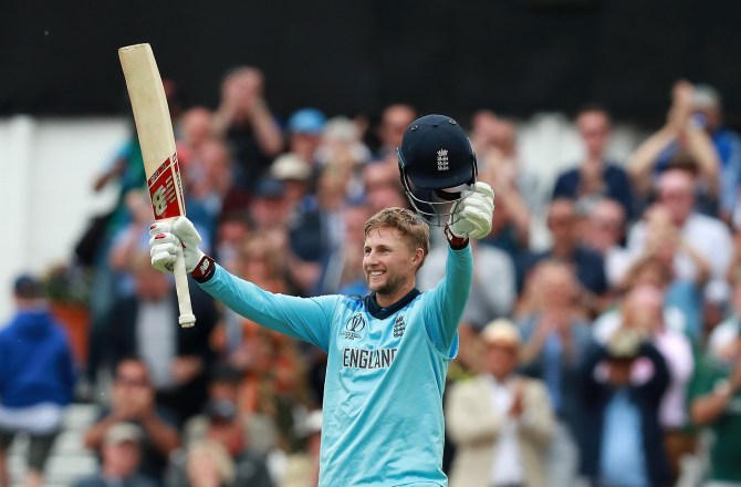 Joe Root 107 England Pakistan World Cup 6th Match Nottingham cricket