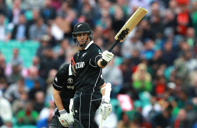 Ross Taylor 82 New Zealand Bangladesh World Cup 9th Match The Oval cricket
