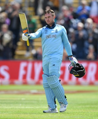 Jason Roy 153 England Bangladesh World Cup 12th Match Cardiff cricket