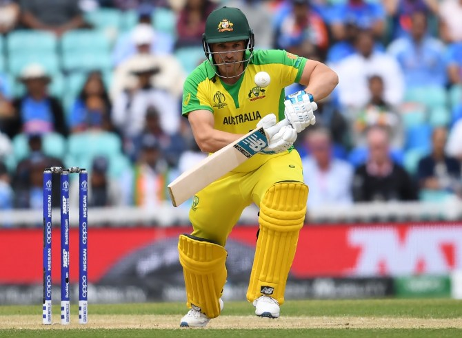 Aaron Finch admits he would love to tour Pakistan Australia World Cup cricket