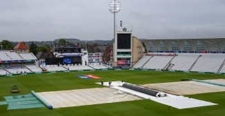 Persistent rain India New Zealand World Cup 18th Match washed out Nottingham cricket