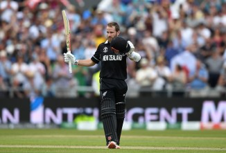 Kane Williamson 148 New Zealand West Indies World Cup 29th Match Manchester cricket