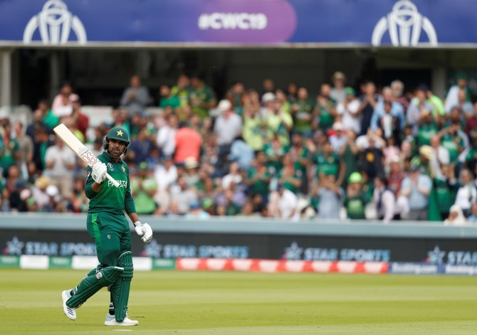 Mickey Arthur believes Haris Sohail is one of the top three batsmen in the Pakistan team World Cup cricket