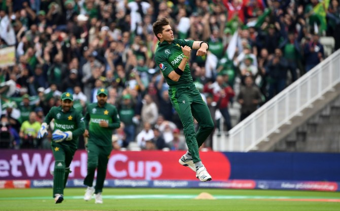 Sarfraz Nawaz praises Shaheen Shah Afridi for his performance against New Zealand Pakistan World Cup cricket