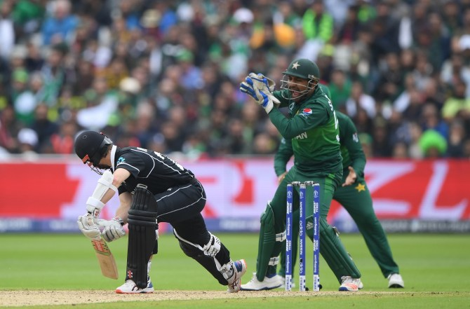 Abdul Qadir believes Sarfraz Ahmed has slapped the faces of his critics after he took three catches and proved his fitness against New Zealand Pakistan World Cup cricket
