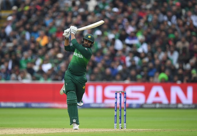 Shoaib Akhtar believes Haris Sohail is a class act Pakistan World Cup cricket