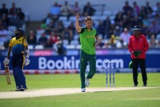 Dwaine Pretorius three wickets South Africa Sri Lanka World Cup 35th Match Durham cricket