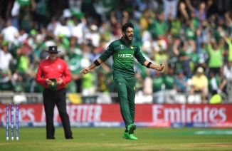 Imad Wasim doesn't think about getting dropped and wasn't worried about it before Pakistan's World Cup clash against Afghanistan cricket