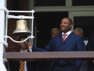 Brian Lara fine and recovering after being hospitalised with chest pain West Indies cricket