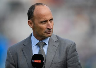 Nasser Hussain called Mohammad Rizwan a fighter Pakistan cricket