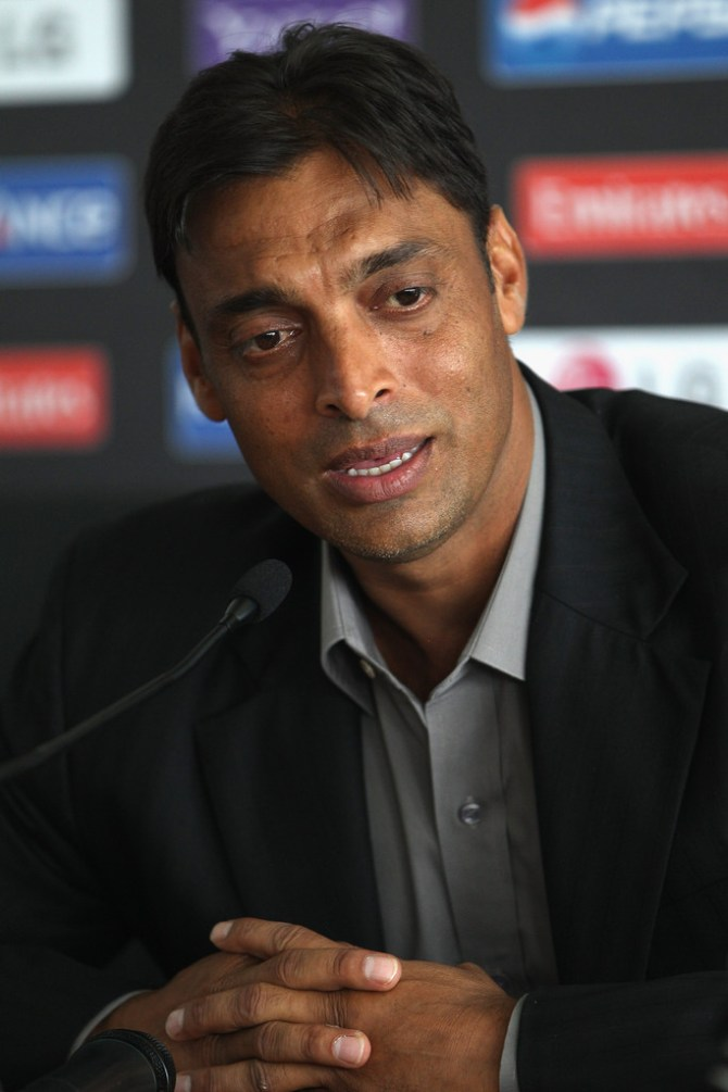 Shoaib Akhtar believes Pakistan will benefit from their coaching staff being completely changed World Cup cricket