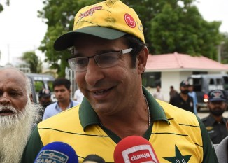 Wasim Akram said Curtly Ambrose was one of the most fearsome bowlers he ever faced Pakistan Super League PSL Karachi Kings cricket