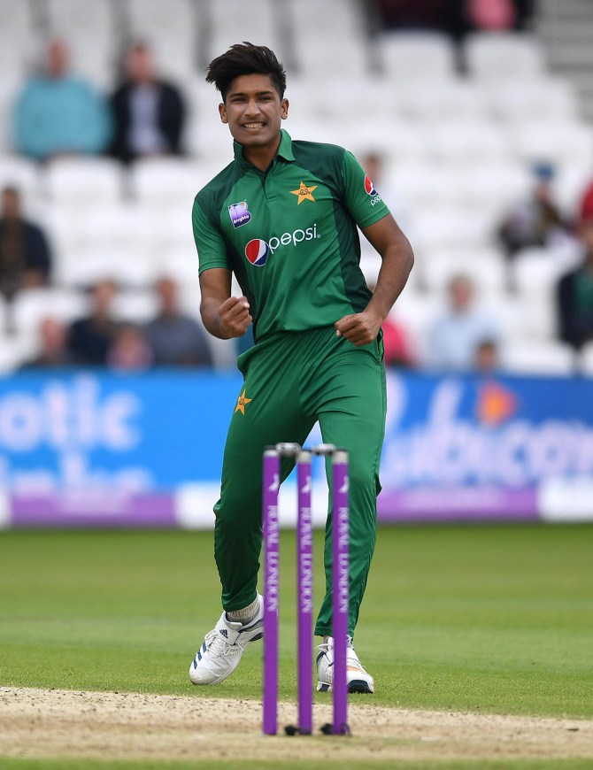 Sohail Tanvir not angry that Mohammad Hasnain didn't play a single game at the World Cup and instead believes it would have been a great learning experience for him Pakistan cricket
