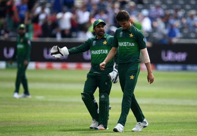 Ramiz Raja believes that only letting Shaheen Shah Afridi and Haris Sohail play five games were the two biggest mistakes Pakistan made at the World Cup cricket