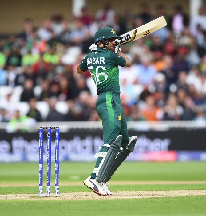 Babar Azam doesn't think he is better than Virat Kohli as he feels they are different types of players Pakistan India cricket