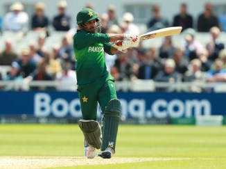 Sarfraz Ahmed said his performance at the World Cup as average, but he was satisfied overall Pakistan cricket