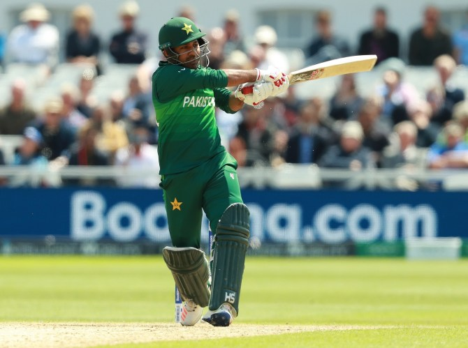 Sarfraz Ahmed admits Pakistan will need to score 500 or 550 in their World Cup clash against Bangladesh cricket
