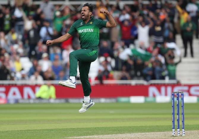 Wahab Riaz said he has no plans to stop playing for Pakistan