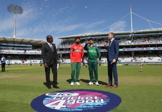 Sarfraz Ahmed tells journalist to be respectful when talking about Bangladesh Pakistan cricket