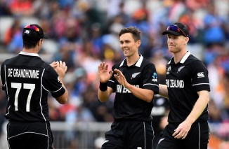 Trent Boult admits New Zealand were inspired by the way Pakistan beat India in the Champions Trophy final in 2017 World Cup semi-finals cricket