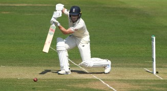 Jack Leach 92 England Ireland Only Test Day 2 Lord's cricket