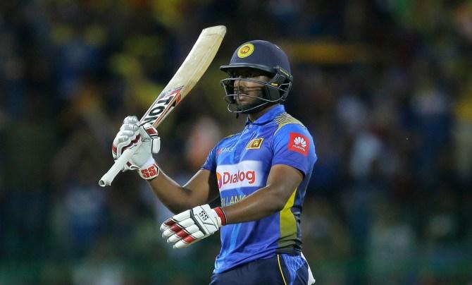 Avishka Fernando 82 Sri Lanka Bangladesh 2nd ODI Colombo cricket