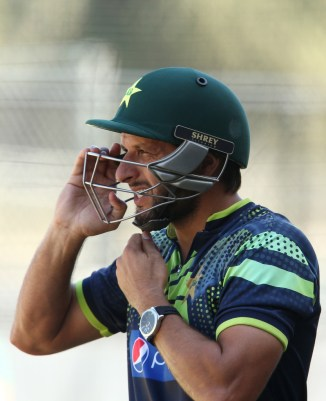 Shahid Afridi said Azam Khan doesn't deserve to be in the Pakistan team right now