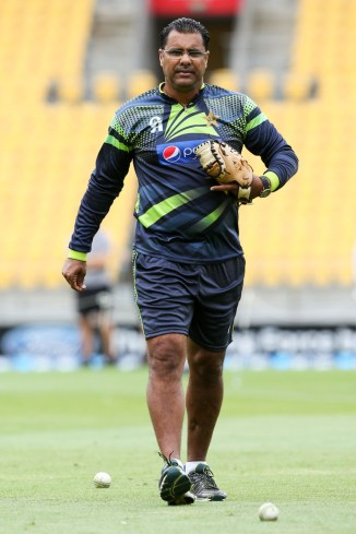 Waqar Younis praised Mohammad Rizwan for playing bravely in the 2nd Test against England Pakistan cricket