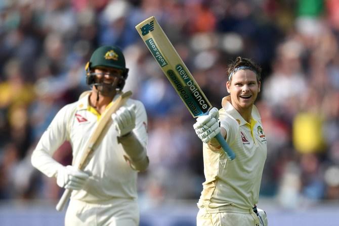 Steve Smith 144 England Australia 1st Ashes Test Day 1 Edgbaston cricket