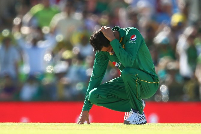 Junaid Khan said he could have played 200 matches for Pakistan