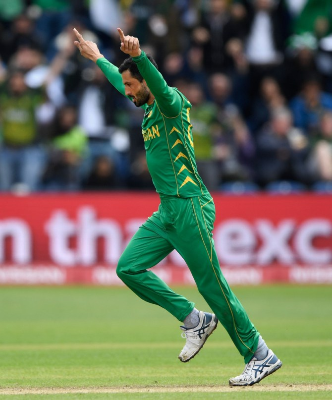 Junaid Khan said Wasim Akram is his idol