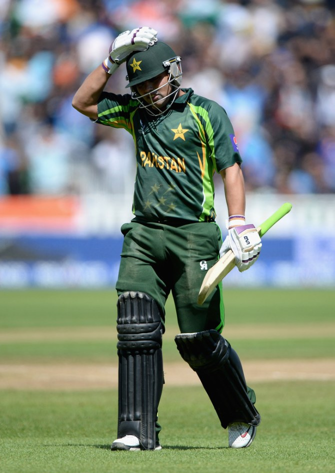 Kamran Akmal picked Glenn McGrath, Shaun Pollock and Harbhajan Singh as the three bowlers he struggled against Australia South Africa India Pakistan cricket