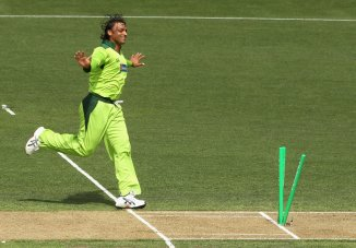 Munir Riaz said he wants to bowl as fast as Shoaib Akhtar