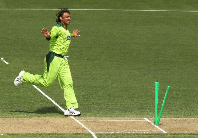 Munir Riaz said he wants to bowl as fast as Shoaib Akhtar