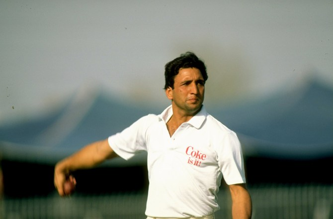 Abdul Qadir died at the age of 63 following a heart attack Pakistan cricket