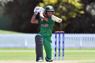 Afif Hossain 52 Bangladesh Zimbabwe T20 tri-series 1st Match Dhaka cricket