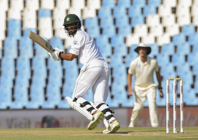 Shan Masood hasn't heard anything or talked to anyone about becoming Pakistan's Test captain cricket
