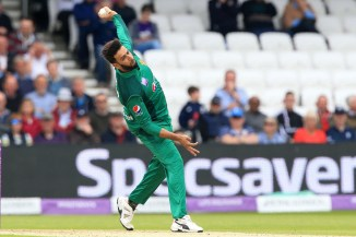 Imad Wasim sheds light on new secret ball he is working on