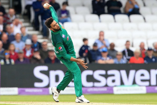 Mohammad Wasim said Imad Wasim has become a limited cricketer