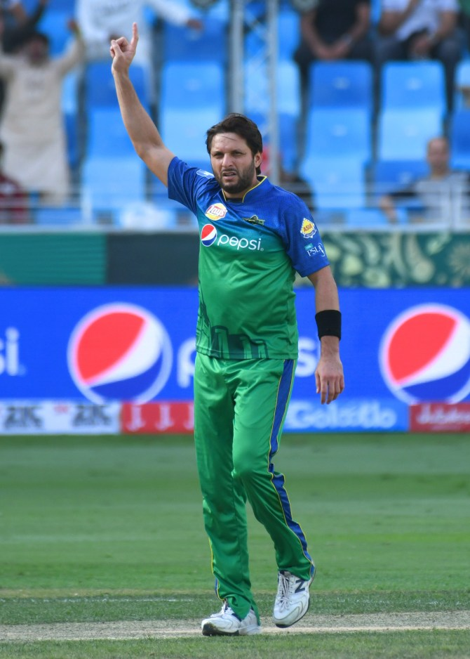Shahid Afridi believes that Pakistan are in need of quality power hitters cricket