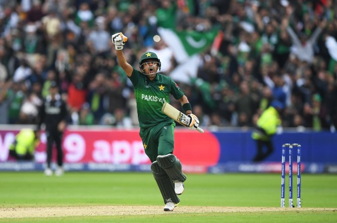 Inzamam-ul-Haq glad the selectors' faith in Babar Azam has paid off Pakistan cricket