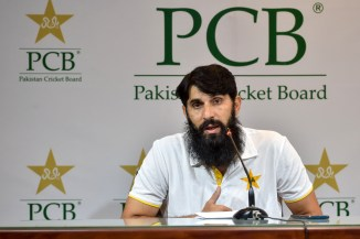 Ehsan Mani said the Pakistan Cricket Board PCB won't take action against Misbah-ul-Haq over his head coach role with Islamabad United Pakistan cricket